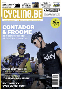 Cycling.be magazine