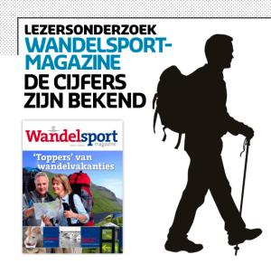Publiceren lezersonderzoek Wandelsportmagazine
