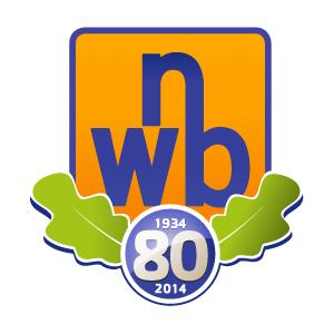 NWB jubileum logo