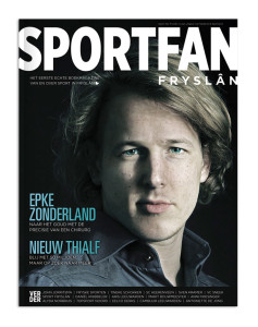 Cover Sportief Friesland