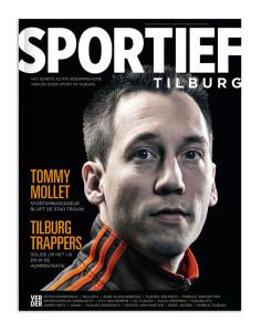 Cover Sportief Tilburg