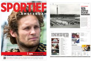 Overzicht Sportief Amsterdam