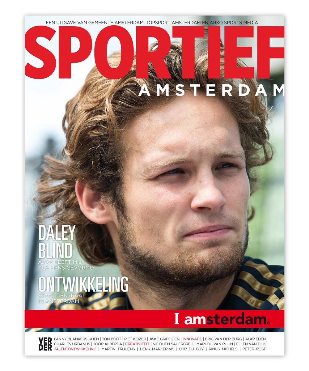 Magazine Sportief Amsterdam
