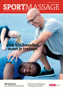 Sportmassage vakblad september 2015