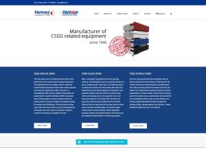 FAMOS website